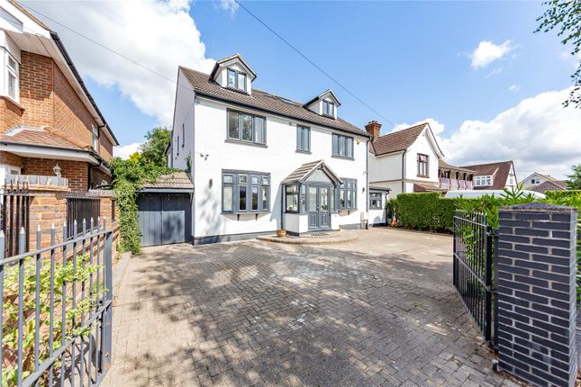 Thumbnail Detached house for sale in Herbert Road, Emerson Park