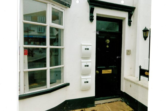 Thumbnail Terraced house for sale in Salcombe Road, Sidmouth