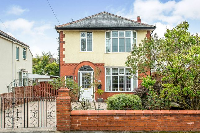 Thumbnail Detached house for sale in Hazelmere Road, Ashton-On-Ribble, Preston, Lancashire