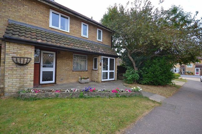 Thumbnail Detached house to rent in Tunnmeade, Harlow
