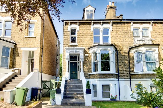 Thumbnail Semi-detached house for sale in Burnt Ash Hill, Lee, London