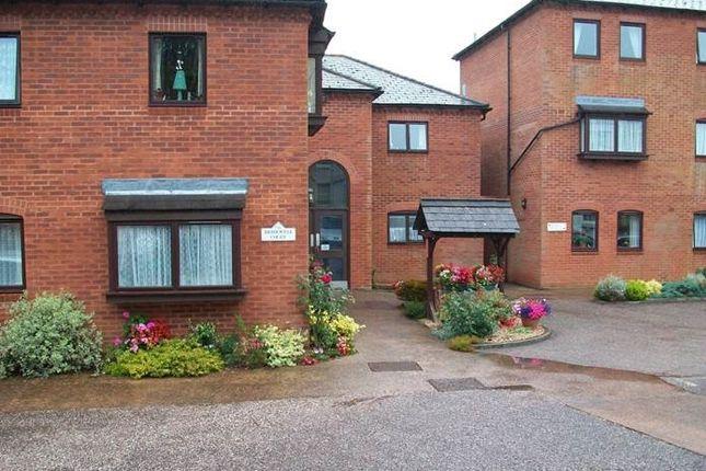 Thumbnail Maisonette to rent in St Andrews Street, Tiverton
