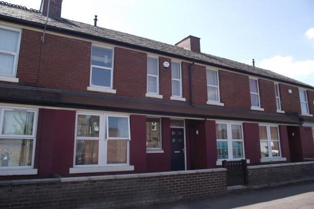 Thumbnail Terraced house to rent in Great Southern Street, Rusholme, Manchester