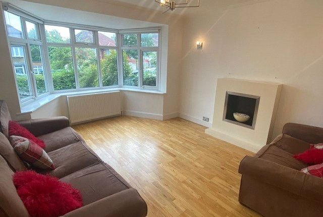 Thumbnail Detached house to rent in Basing Hill, London, Wembley
