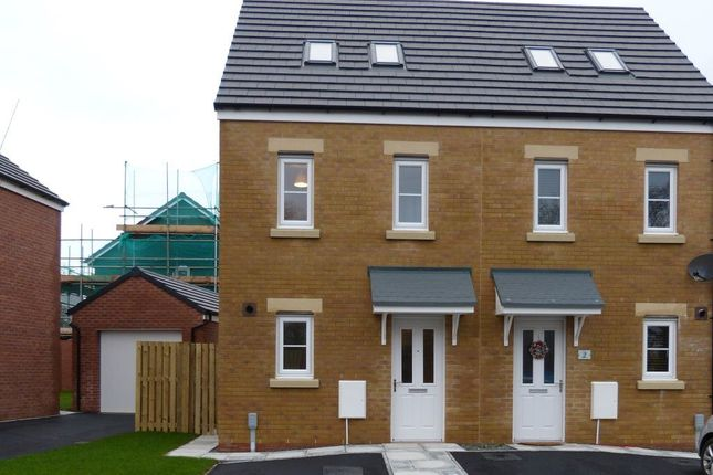 Thumbnail Semi-detached house to rent in Maes Yr Odyn, Narberth, Pembrokeshire