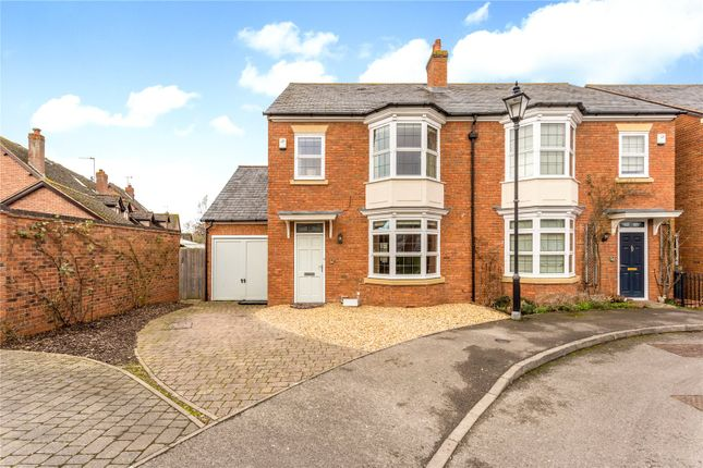 Thumbnail Semi-detached house for sale in Old Town Square, Stratford-Upon-Avon