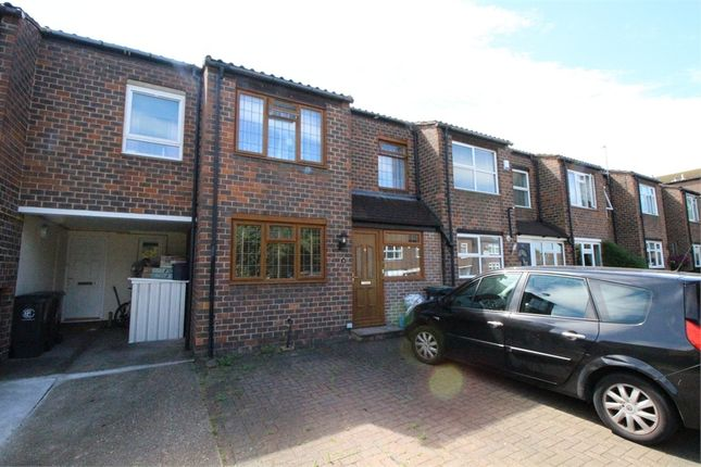 Thumbnail Terraced house for sale in Southweald Drive, Waltham Abbey, Essex