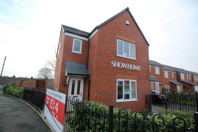 Thumbnail Detached house for sale in Father Ryan Drive, Heywood