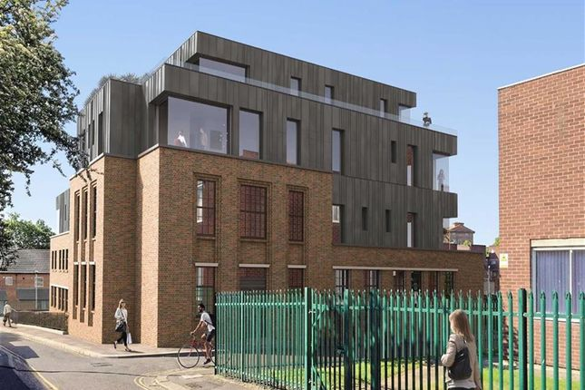 Thumbnail Flat for sale in Oldham Terrace, London