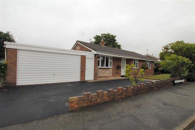 Thumbnail Detached bungalow for sale in Aberllanerch Drive, Buckley, Flintshire