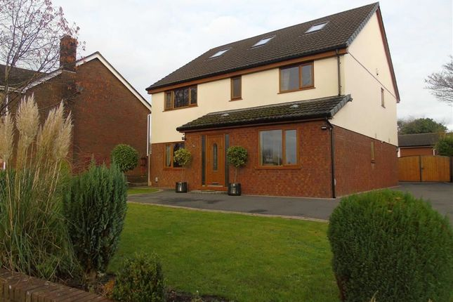 6 bed detached house for sale in Heol Dulais, Birchgrove, Swansea