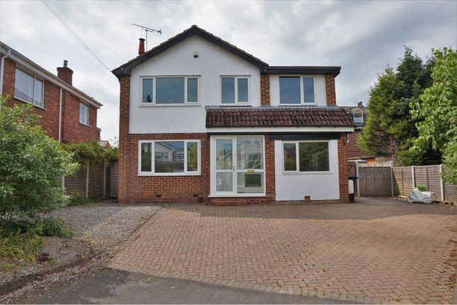 Thumbnail Detached house to rent in Eel Mires Garth, Wetherby
