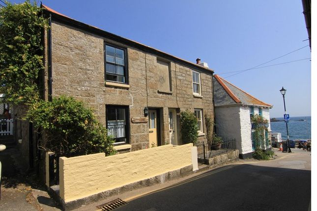 Thumbnail Semi-detached house for sale in Quay Street, Mousehole, Cornwall