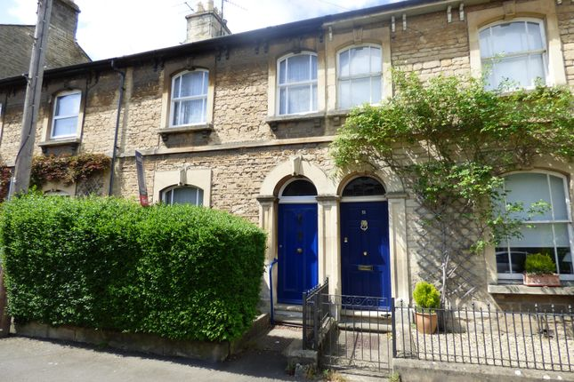 Thumbnail Terraced house for sale in Queen Street, Cirencester, Gloucestershire
