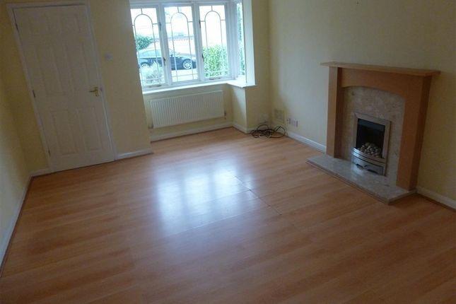 Living Room of Orchard Close, Boulton Moor, Derby DE24