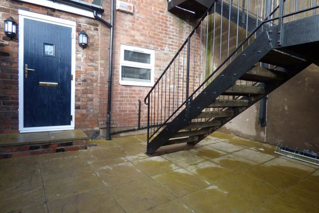 Thumbnail Flat to rent in Rylands Street, Warrington