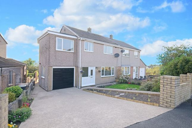 Thumbnail Semi-detached house for sale in Springfield Avenue, Whitehaven