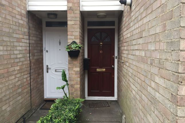 Thumbnail Town house for sale in Eskdale Close, Wembley