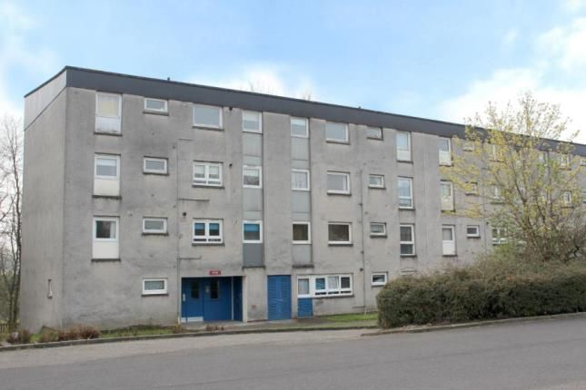 Exterior of Glenacre Road, Cumbernauld, Glasgow, North Lanarkshire G67