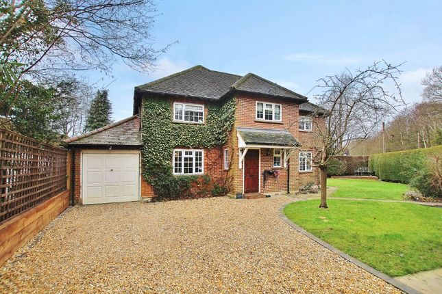 4 bed detached house for sale in Pirbright, Woking, Surrey