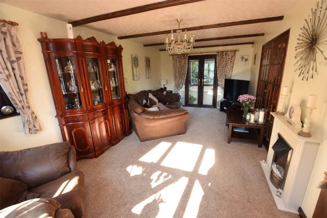 Living Room of Bridge Park, Bridgerule, Holsworthy EX22
