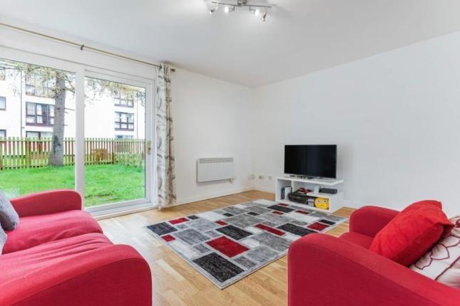 Lounge of Fiddoch Court, Newmains, Wishaw, North Lanarkshire ML2