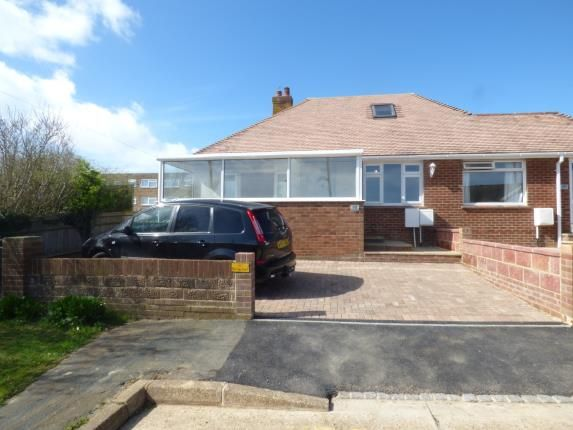 Thumbnail Bungalow for sale in Cairo Avenue, Telscombe Cliffs, Peacehaven, East Sussex