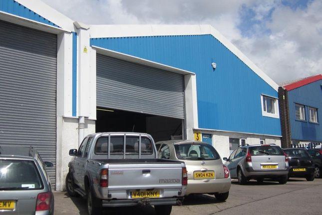 Thumbnail Warehouse to let in Lonlas Industrial Estate, Skewen, Neath, West Glamorgan