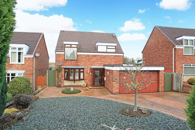 Thumbnail Detached house for sale in 42 Hampton Hill, Wellington, Telford