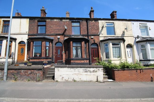 Thumbnail Terraced house to rent in Wash Lane, Bury