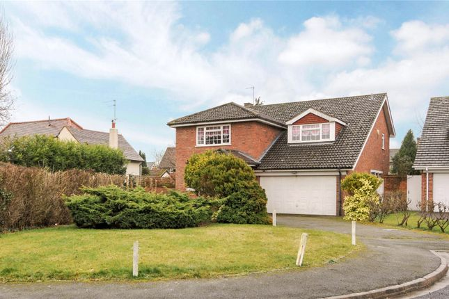 Thumbnail Detached house for sale in Carrick Gate, Esher, Surrey