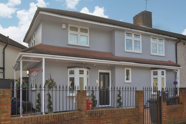 Thumbnail End terrace house for sale in Rugby Gardens, Dagenham