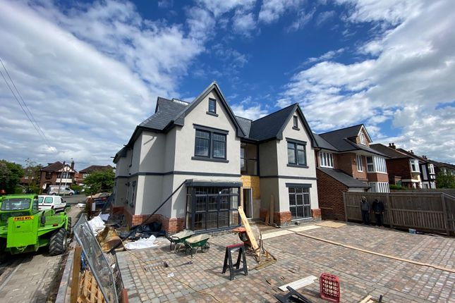 Thumbnail Detached house for sale in Freehold New Build Block Of Apartments, Musters Road, West Bridgford