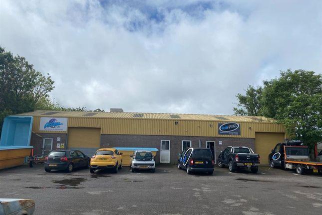 Thumbnail Warehouse for sale in Unit 27G, Vale Business Park, Llandow, Cowbridge