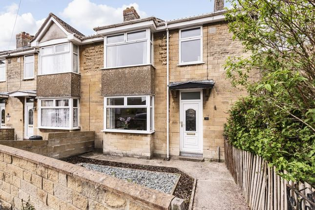 Thumbnail Terraced house to rent in Bloomfield Rise, Odd Down, Bath