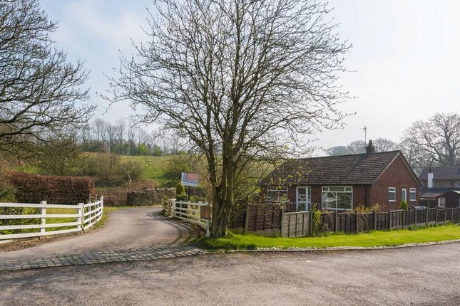 Thumbnail Detached bungalow for sale in Crosse Hall Lane, Chorley
