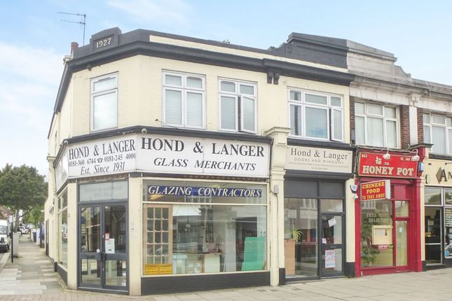 Thumbnail Flat for sale in Ridge Terrace, Green Lanes, London