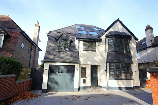Thumbnail Detached house for sale in Woolton Road, Woolton, Liverpool