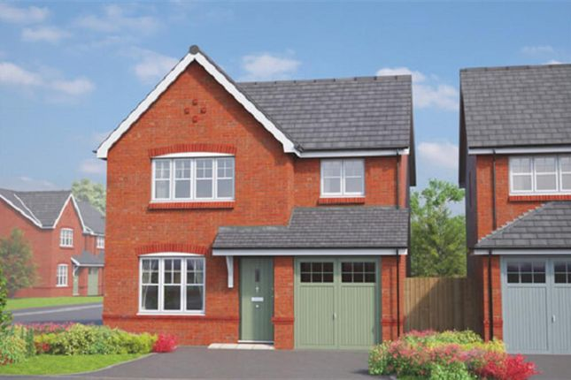 Thumbnail Detached house for sale in The Kingston, Erddig Place, Wrexham