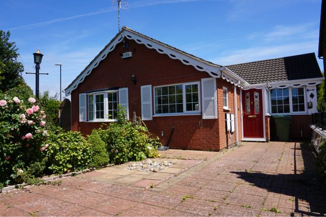 Thumbnail Detached bungalow for sale in Goldgarth, Grimsby
