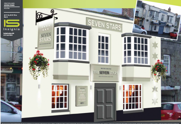 Pub/bar for sale in Coinagehall Street, Helston, Cornwall
