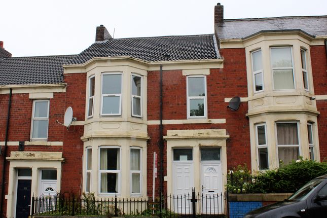Thumbnail Flat to rent in Atkinson Road, Benwell, Newcastle