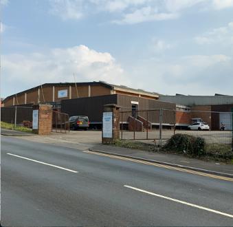 Thumbnail Industrial for sale in Kingsway, Swansea West Business Park, Swansea
