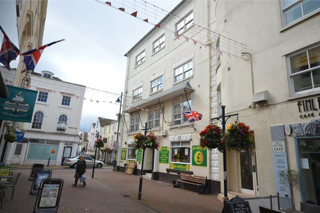 Thumbnail Flat for sale in Charlton Court, Bank Street, Teignmouth, Devon