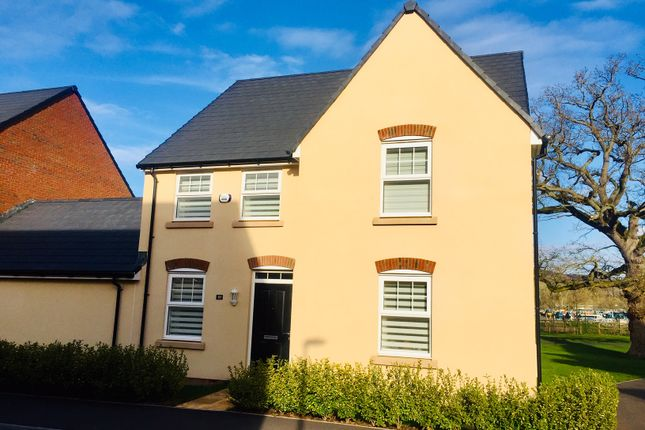 Thumbnail Detached house for sale in Opulus Way, Monmouth