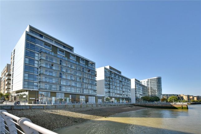 2 bed flat for sale in Canary View, 23 Dowells Street, Greenwich, London SE10