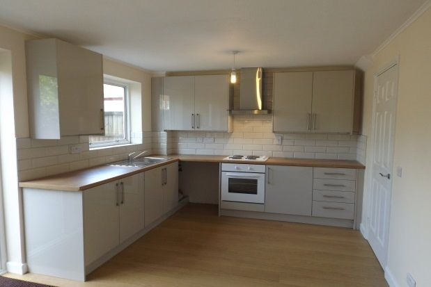 Thumbnail Town house to rent in Owsthorpe Close, Nottingham