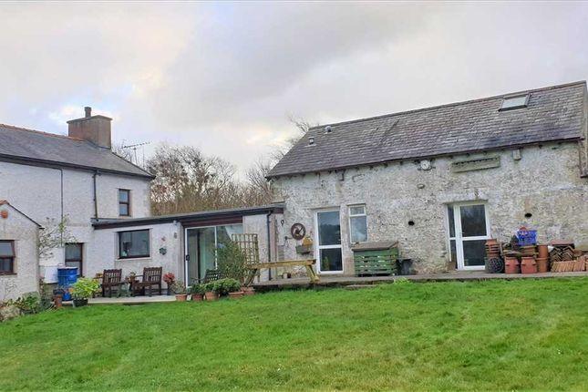 Thumbnail Detached house for sale in Penmaen, Llaneilian, Amlwch