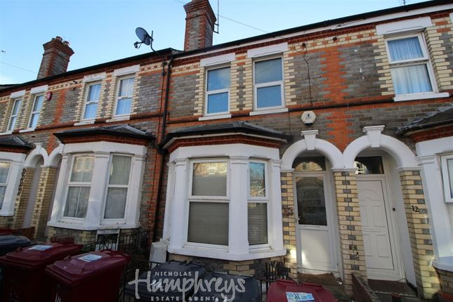 Thumbnail Property to rent in Norris Road, Reading, - Student House