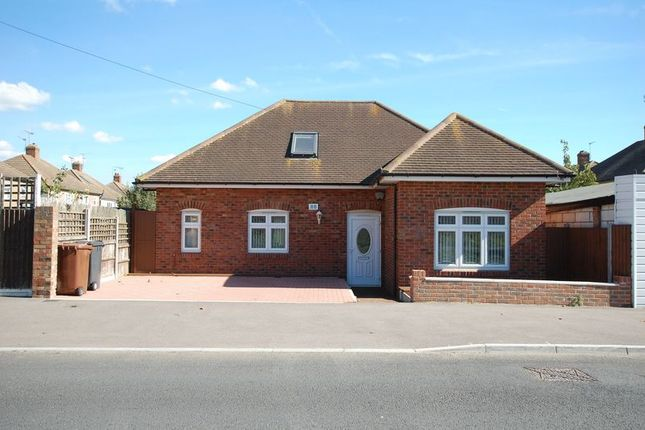 Thumbnail Detached bungalow for sale in Butts Lane, Stanford-Le-Hope